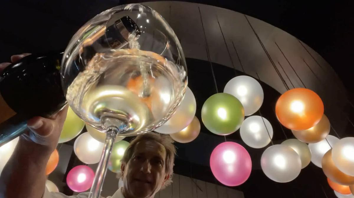 La Cantina Ottella: il Vino? Arte contemporanea...