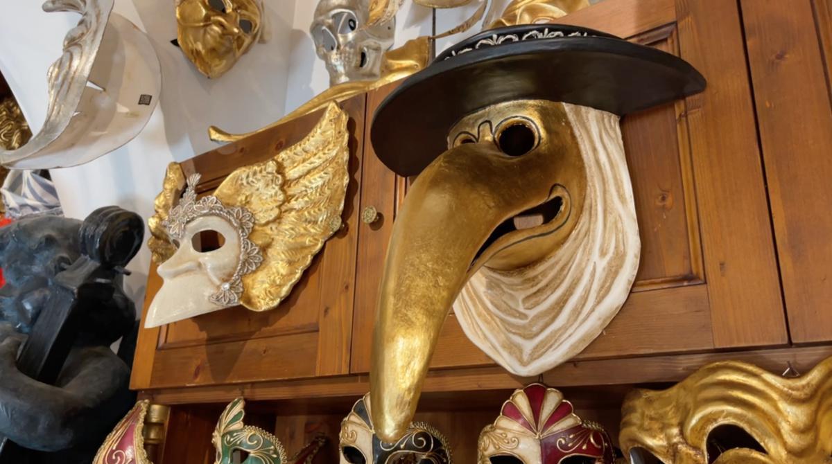 "L'arte dei ""Mascareri"" di Venezia"