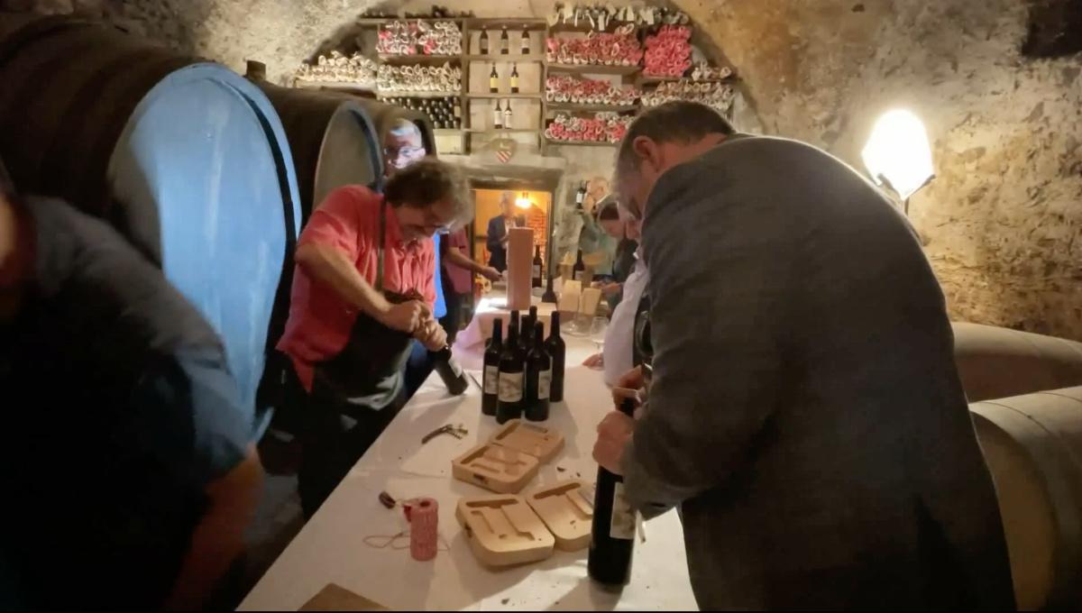 Cantina Barone a Prato dal 1885 | Winery Barone a Prato dal 1885