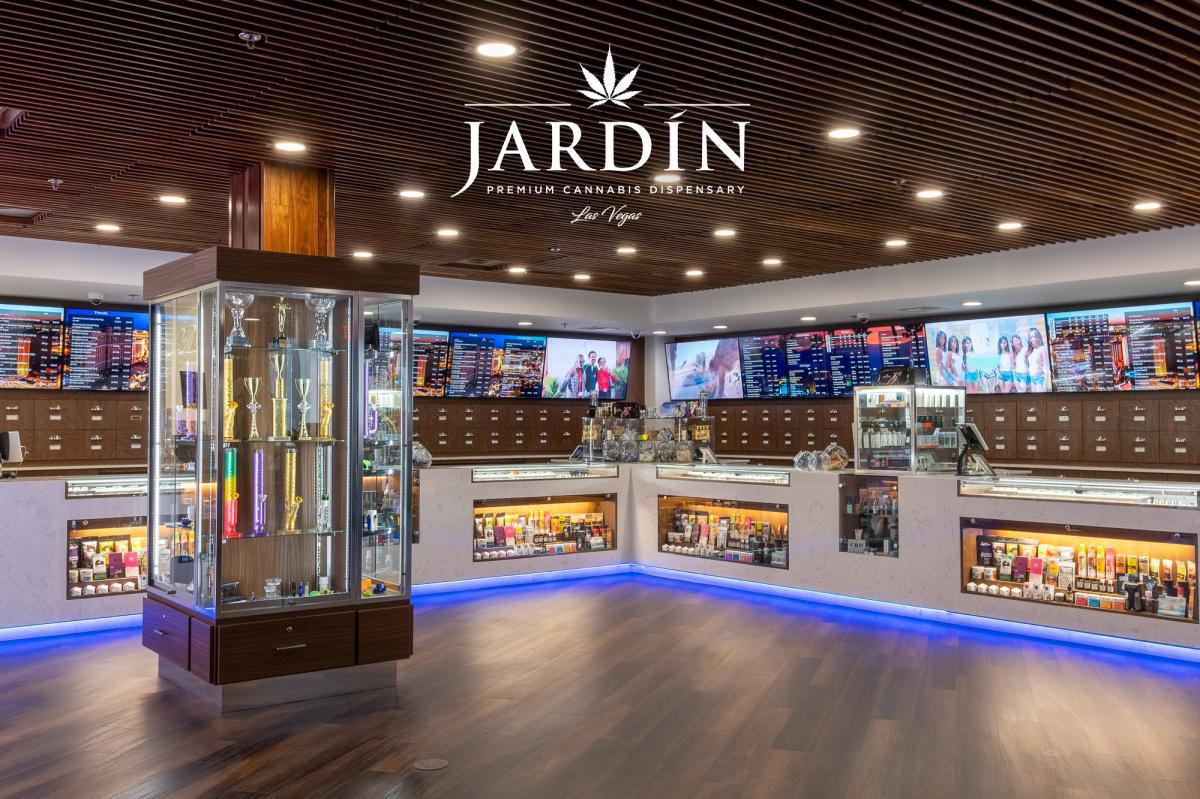 TODAY (3/1/2021) ONLY AT JARDIN CANNABIS DISPENSARY FROM 3-6PM RECEIVE $25 PER DROP OFF FOR ALL TAXIS, UBERS & LYFTS. SHOW THIS TEXT TO THE FRONT DESK FOR PROMOTIONAL RATE PAYMENT