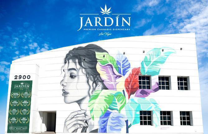 TODAY ONLY (3/12/2021) From 8am - Midnight at Jardin Cannabis Dispensary receive $25 per drop off for all Taxis, Rideshares, & Limos.