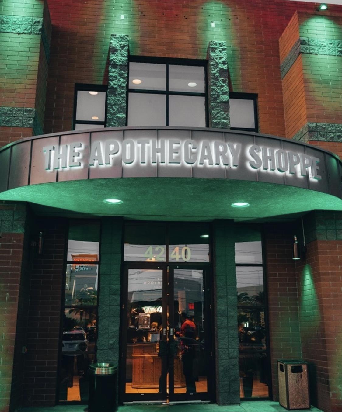 You spoke, The Apothecary Shoppe listened!