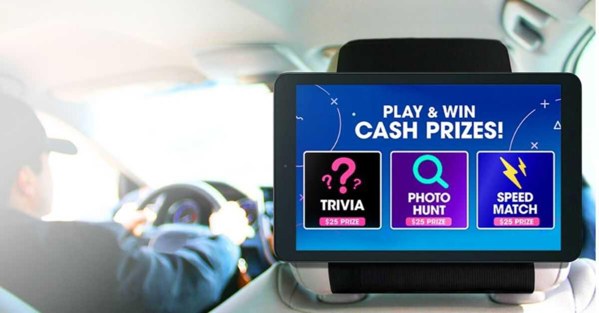 Just getting back on the road with rideshare? Join over 1,400 Vegas drivers and start making up to $100 extra monthly with your 100% FREE Play Octopus gaming tablet!