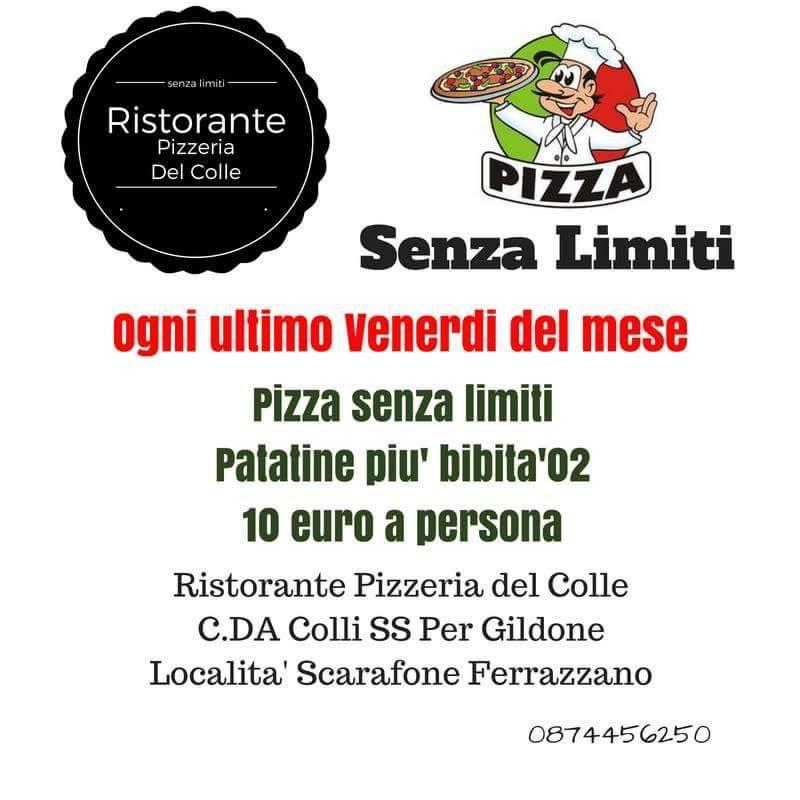 Pizzeria Ristorante Del Colle