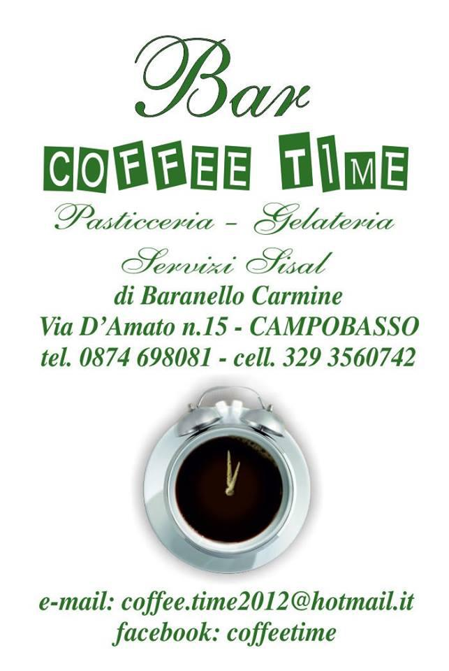 Coffee Time un punto D'incontro