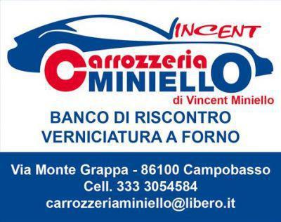 CARROZZERIA MINIELLO