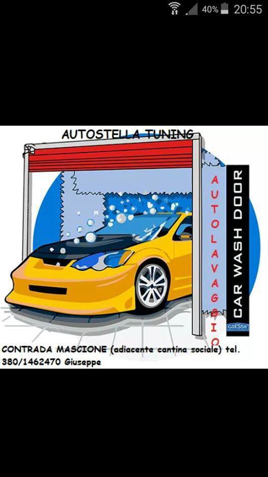 AUTOLAVAGGIO autostella tunning