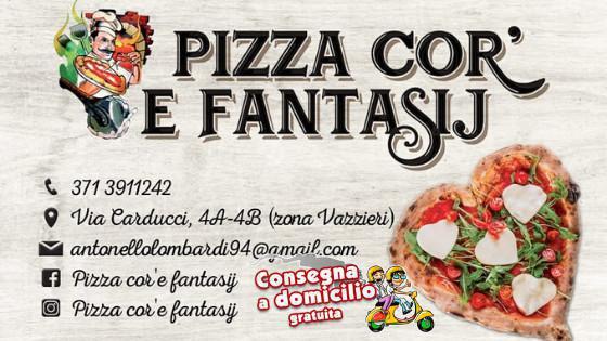 Pizza cor'e fantasij