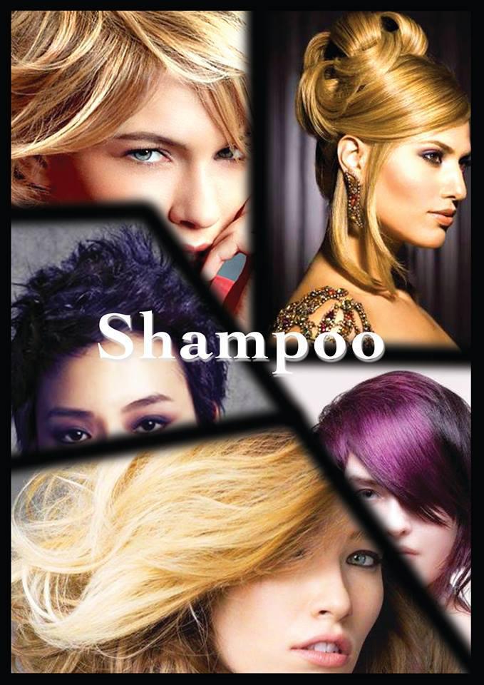 Shampoo parrucchieri