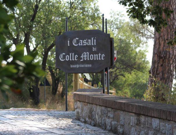 Bioagriturismo i Casali di Colle Monte