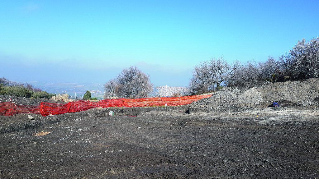 Scoperta una misteriosa necropoli vicino Campobasso