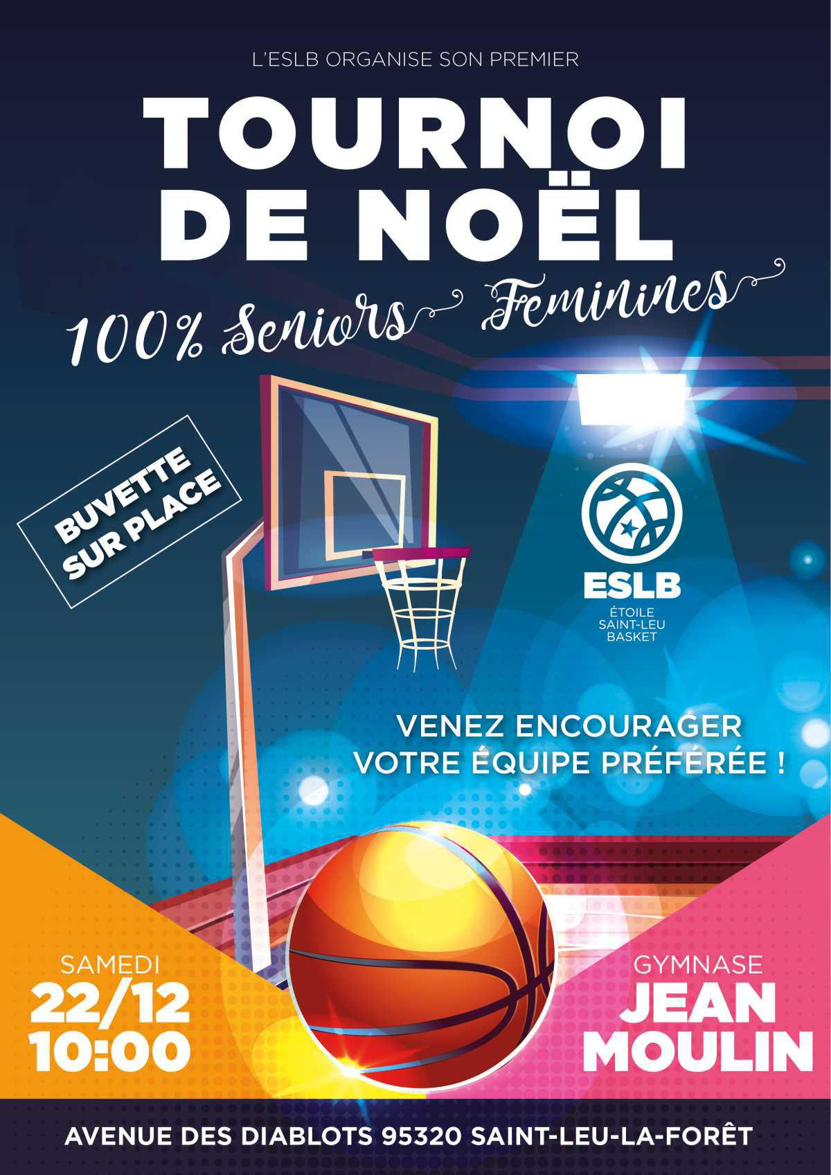 Un super tournoi de Noël