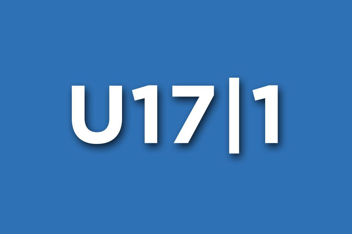 L'aventure continue pour nos U17M1 !