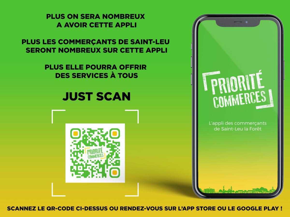 Priorité Commerces, la 2e appli à avoir sur son smartphone