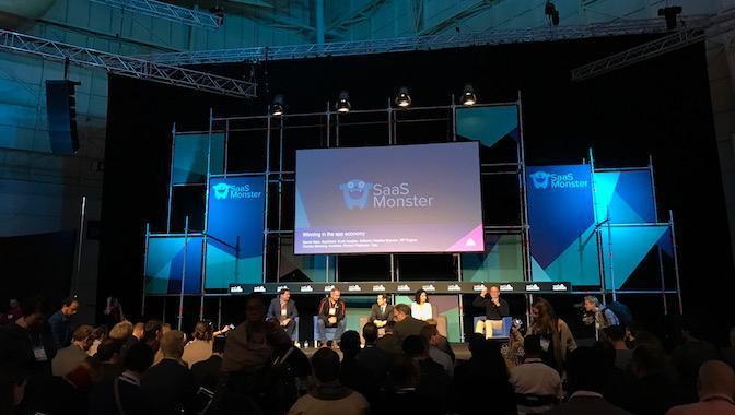 Il meglio del Web Summit 2016 : Come monetizzare i dati di un'applicazione
