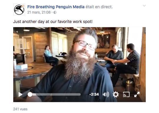 Fire Breathing Penguin Media