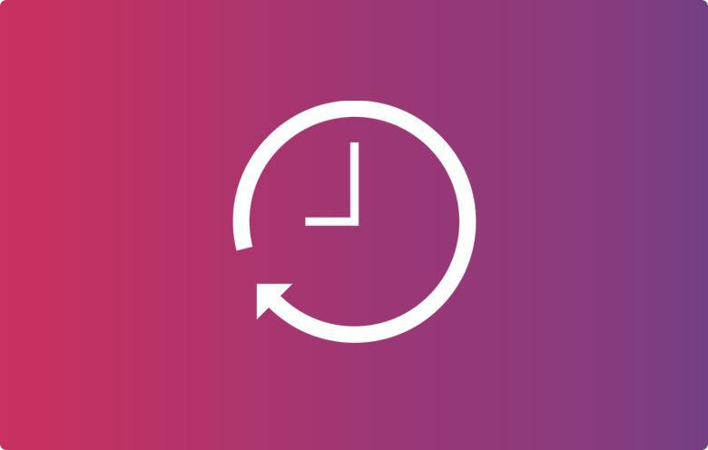 Visualizza le fasce orarie dei tuoi eventi
