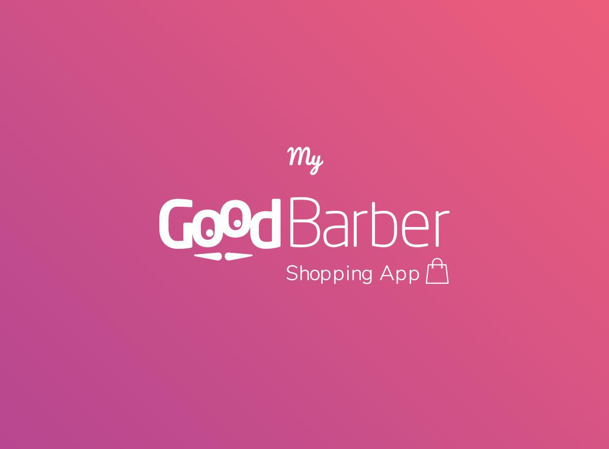 L'app My GoodBarber Shopping