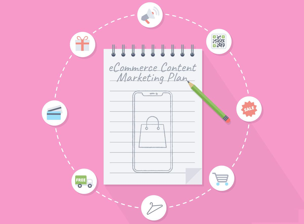 Come scrivere il tuo piano di Content Marketing per l'e-commerce?