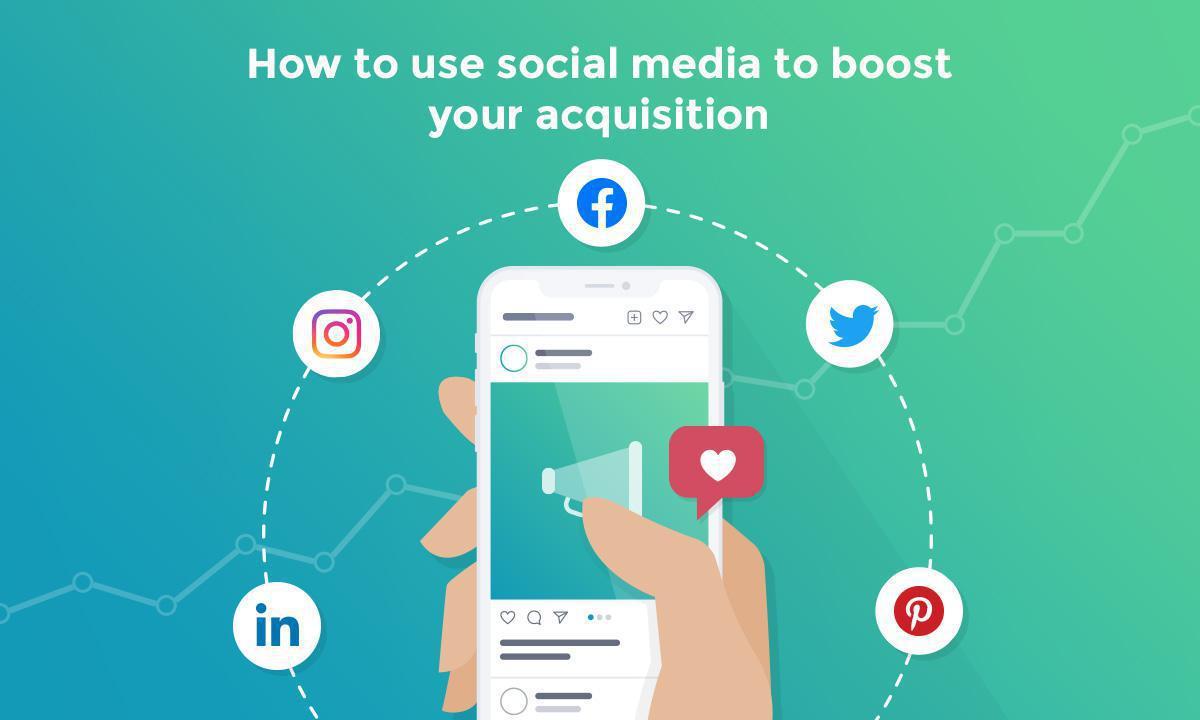 Reseller: Come usare i social media per aumentare le acquisizioni?