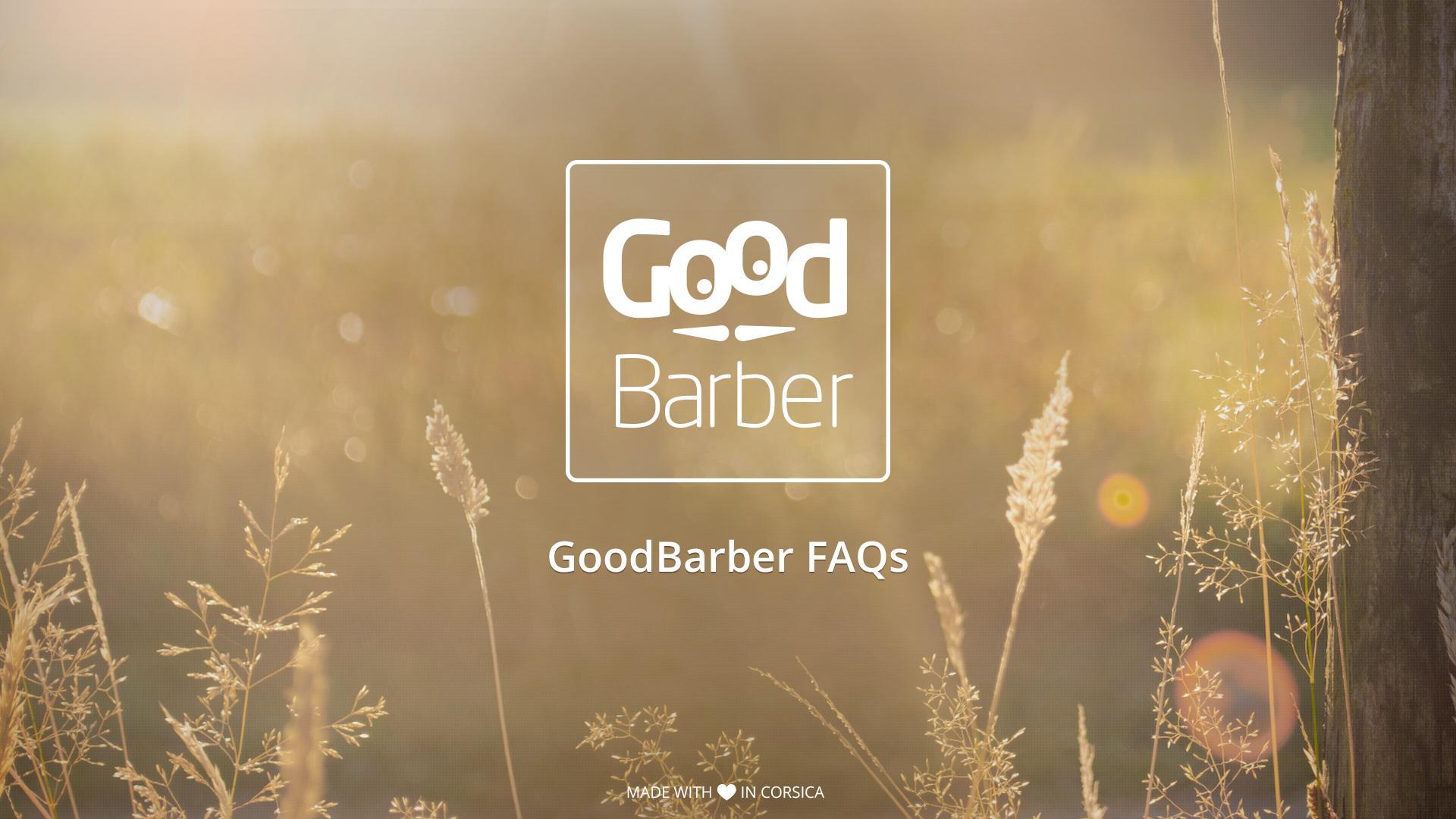 GoodBarber FAQ sullo sviluppo di applicazioni mobile #1
