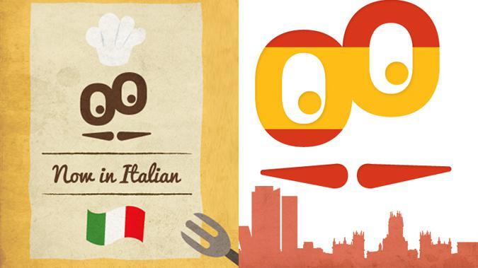 Grande apertura dei due nuovi blog in italiano e spagnolo