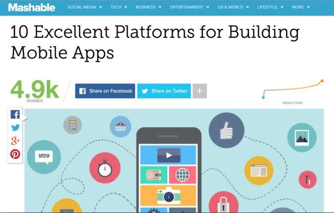 L'ascesa degli app builder