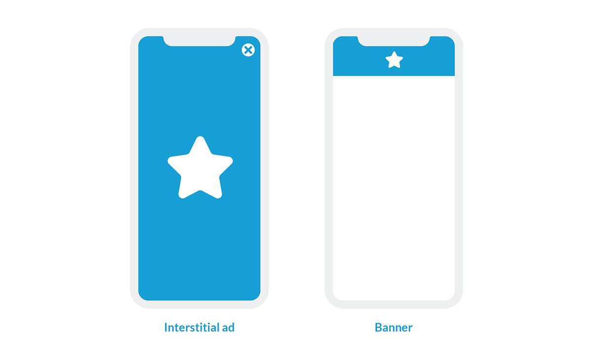 Come inserire le pubblicità nella mia app?