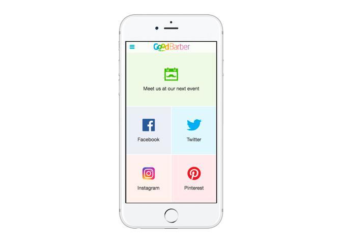 Scarica l'app GoodBarber News
