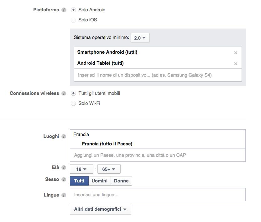 Come utilizzare Facebook per la promozione della mia app