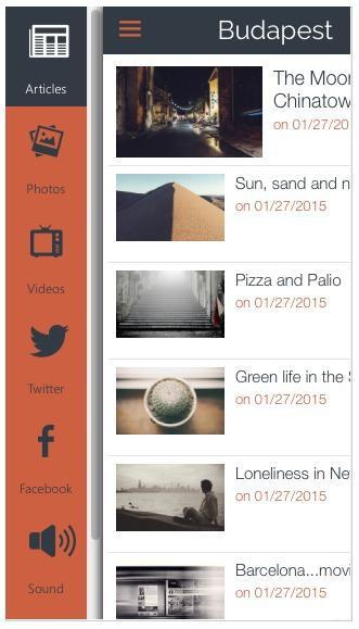 Design & App nel 2015