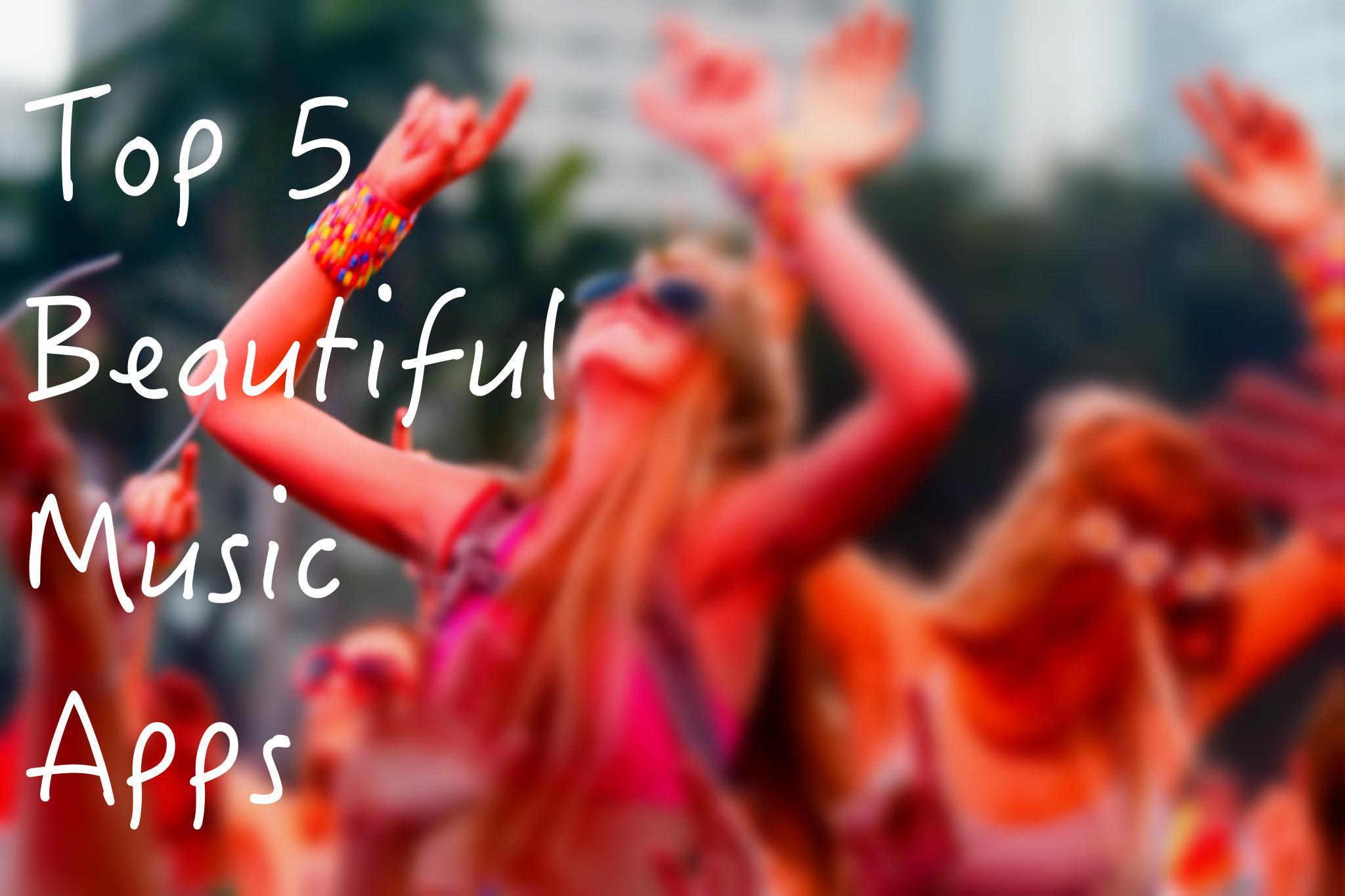 Le 5 migliori app musicali del 2015