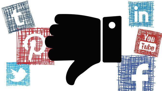Come gestire i commenti negativi sui social media?