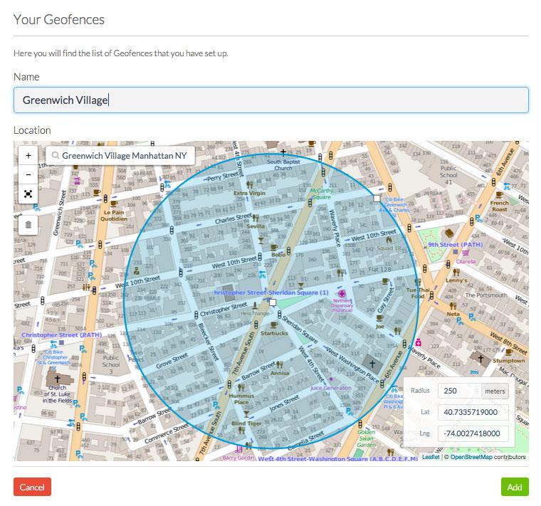 Geofencing, l'Add-on che unisce spazio fisico e digitale Geofencing, l'Add-on che unisce spazio fisico e digitale - 8363103 13108044 - {title
