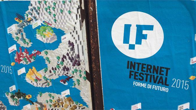 A proposito di Internet Festival 2015 e degli eventi che verranno...