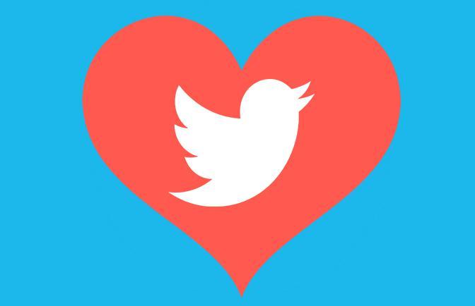 Twitter: dalle stelle... ai cuori! #TwitterHeart