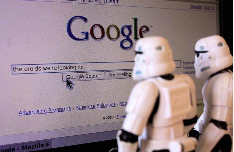 Google celebra Star Wars e le app si trasformano
