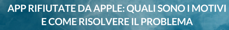 Come creare un account da sviluppatore Apple?