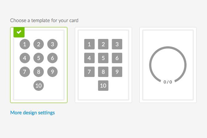 Come personalizzare il design della tua carta fedeltà