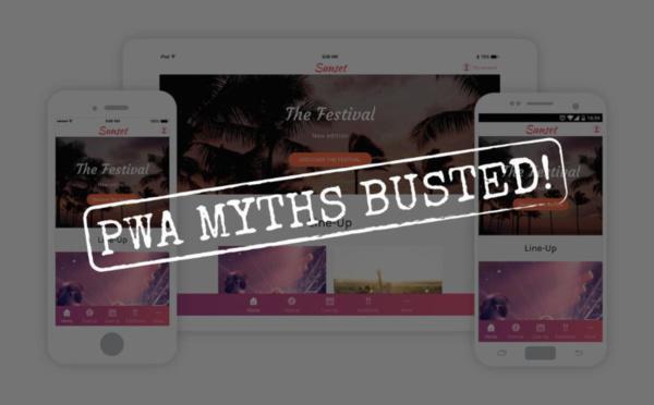 Tutti i miti sulle Progressive Web App