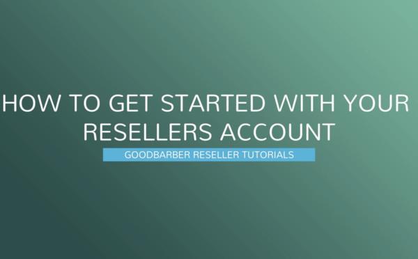 Come iniziare con il tuo account Reseller?