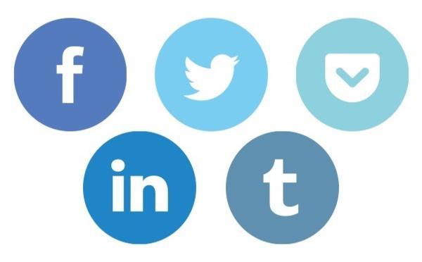 Come integrare la condivisione su social networks alla vostra applicazione