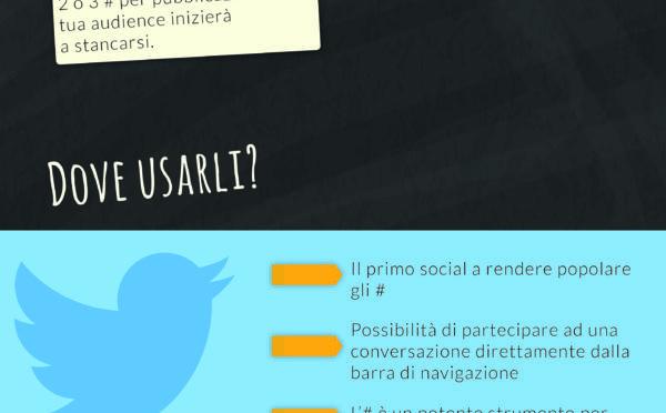 #Hashtag, istruzioni per l'uso!