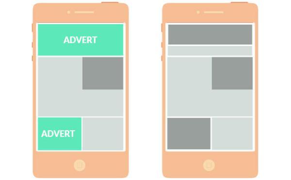 Blocco della pubblicità su mobile vs. app native