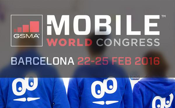 GoodBarber @ Mobile World Congress 2016 in Barcellona
