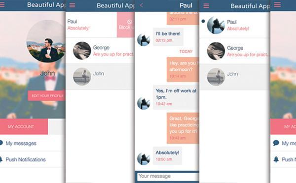 I colori più in voga del 2016 per la tua applicazione mobile