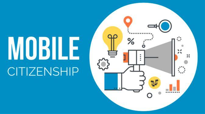 Las aplicaciones móviles y la política de la mano