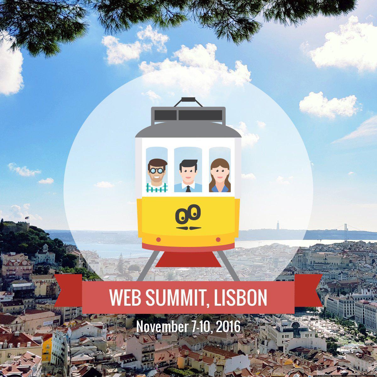 Web Summit 2016 el equipo de GoodBarber ya está aquí!