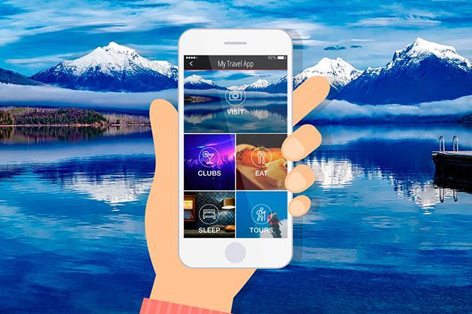 El auge de las aplicaciones de turismo