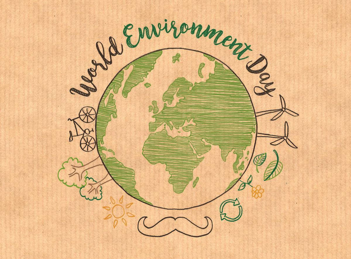 Día Mundial del Medio Ambiente 2017, el equipo de GoodBarber se viste de verde